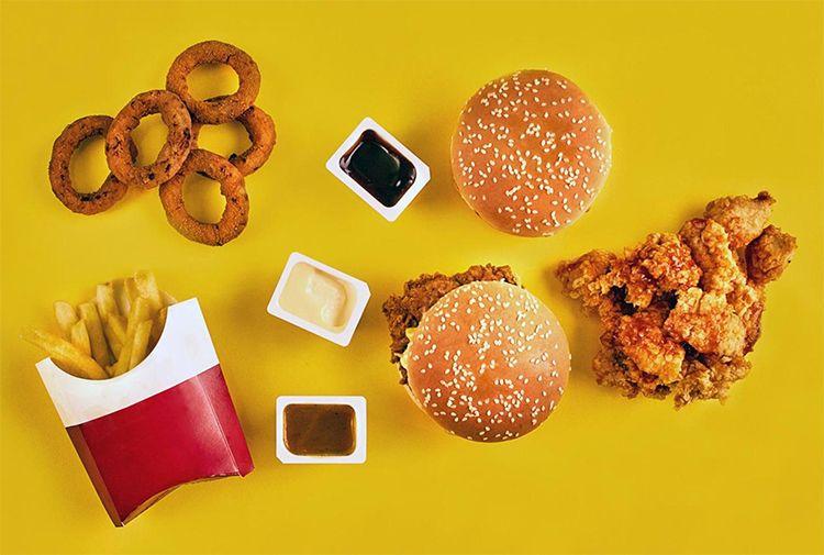 aliments riches en mauvaises graisses