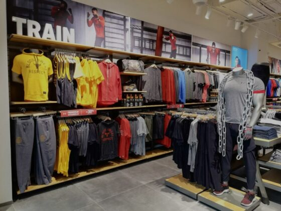 magasin Under Armour