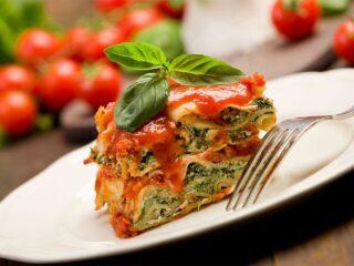 lasagne végétarienne sans viande