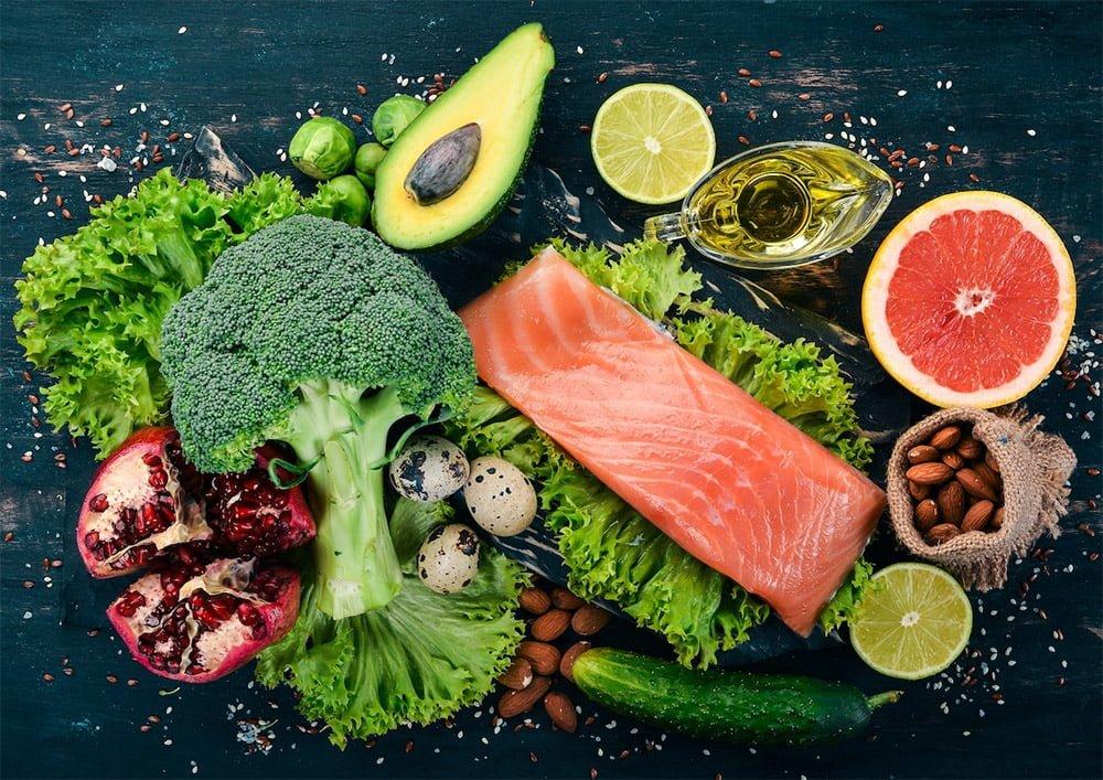 alimentation régime paléo