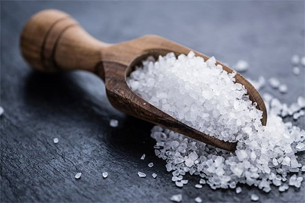 gros sel de table
