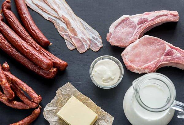 source de graisses saturées