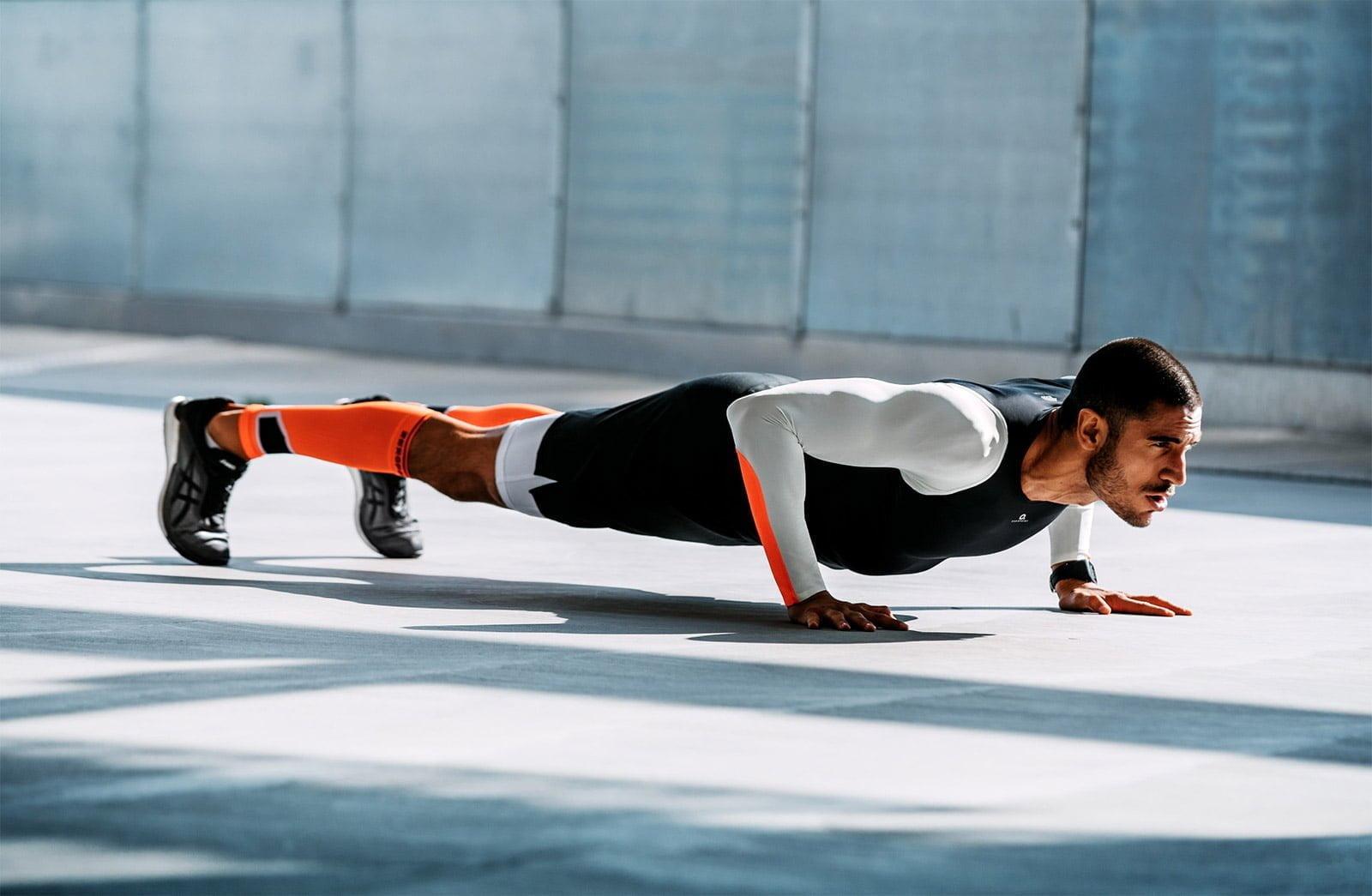 vêtement compression sport