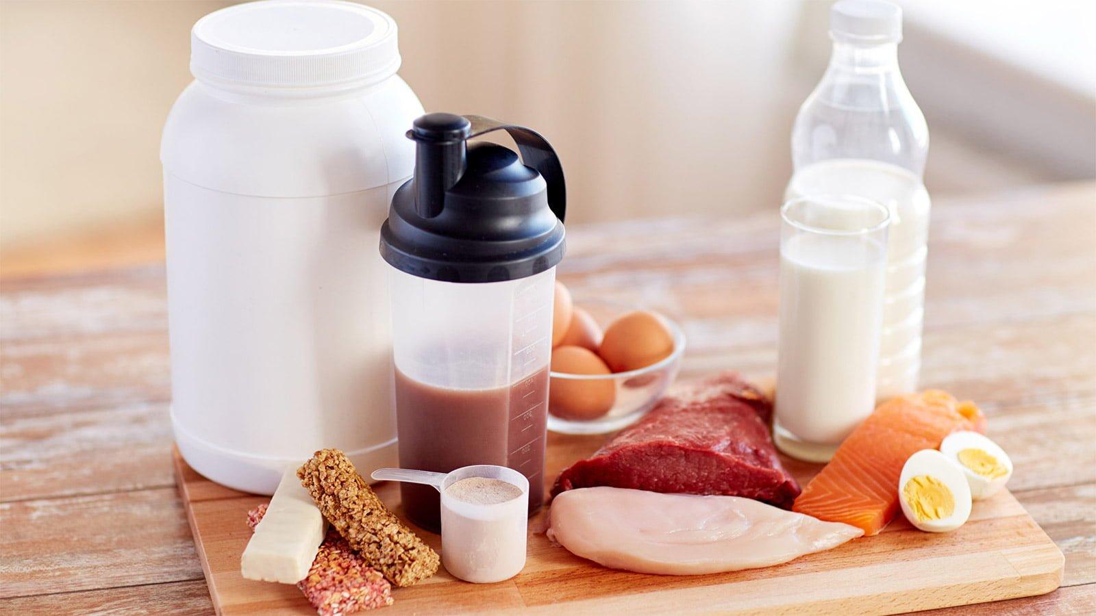 aliments riche en protéines