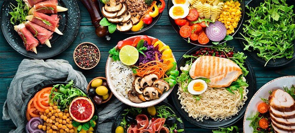 alimentation saine produits naturels