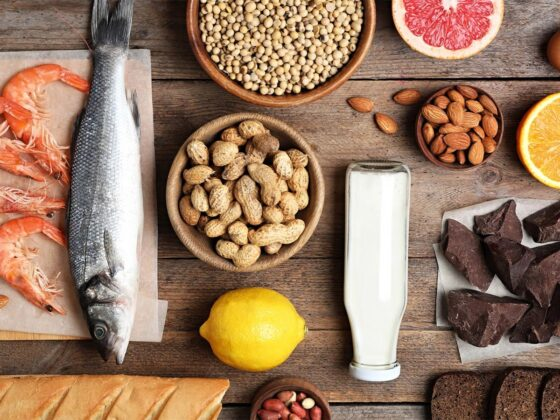 aliments allergies alimentaires