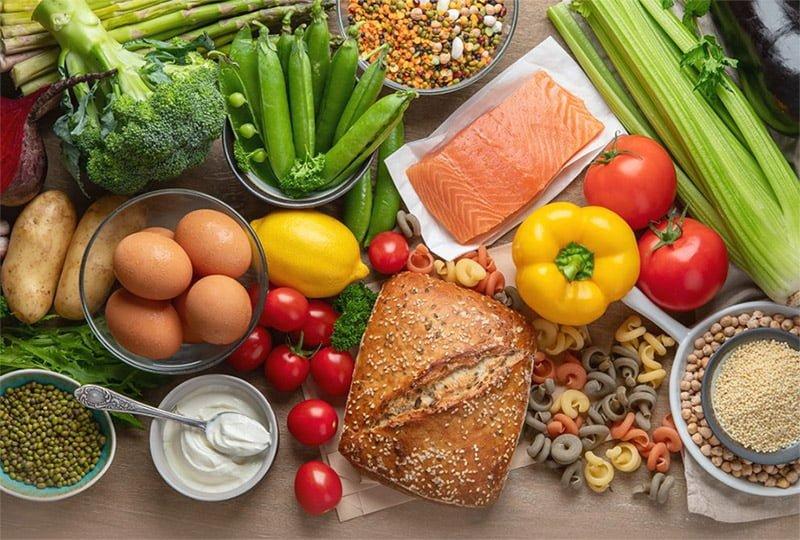 aliments régime méditerranéenne