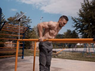dips exercice musculation