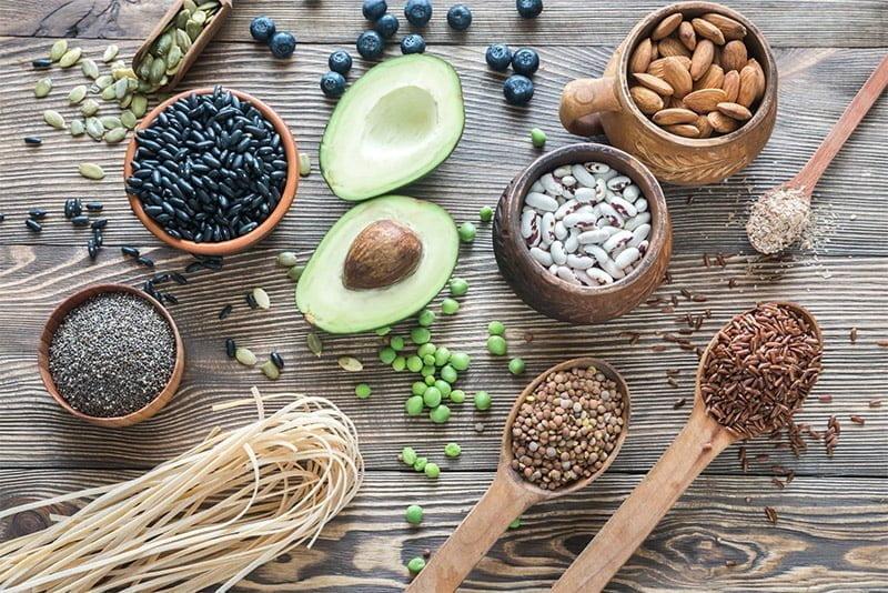 aliments riches fibres alimentaires