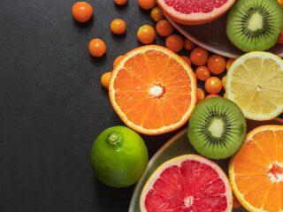 fruits riche vitamine C