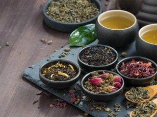 journée internationale du thé