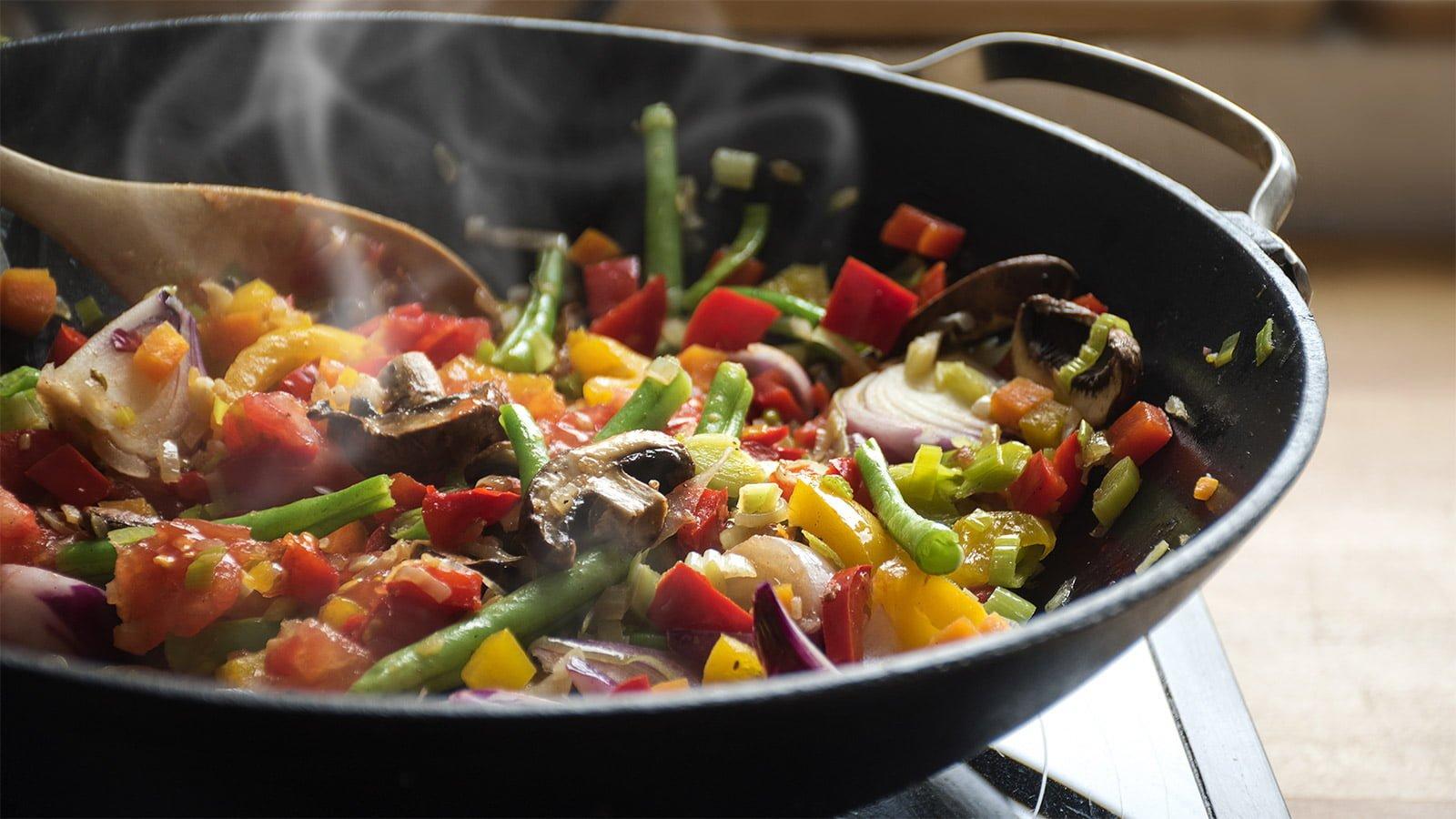 meilleure façon cuire aliments