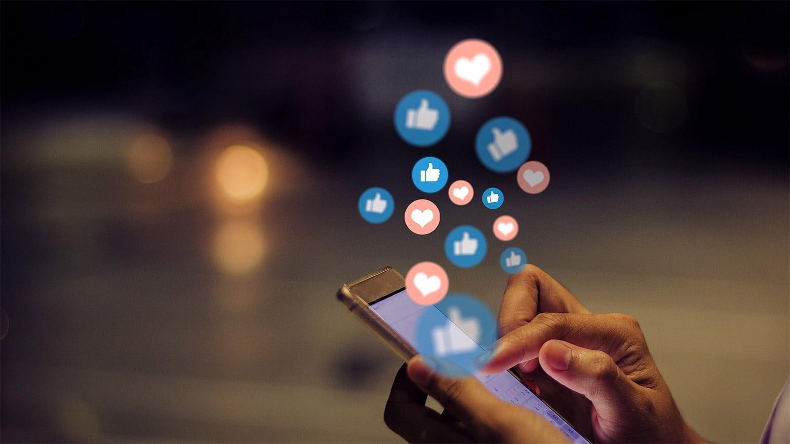 réseau sociaux santé