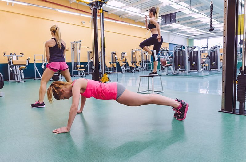 cours collectifs circuit training