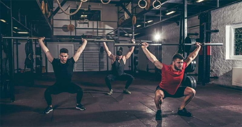 cours collectifs crossfit