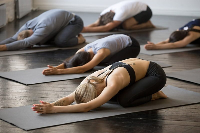 cours collectifs stretching