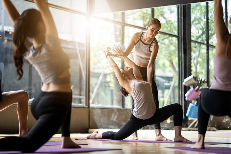 cours collectifs yoga