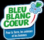 label alimentaire bleu blanc cœur