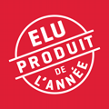 logo élu produit de l'année
