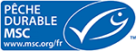 logo pêche durable MSC