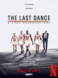 The last dance série Netflix