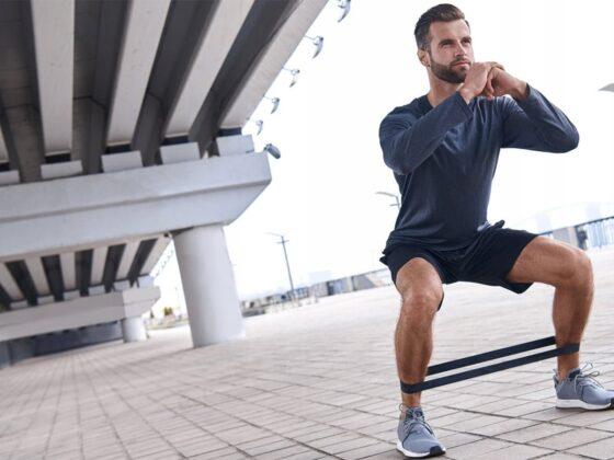 entrainement bande élastique musculation
