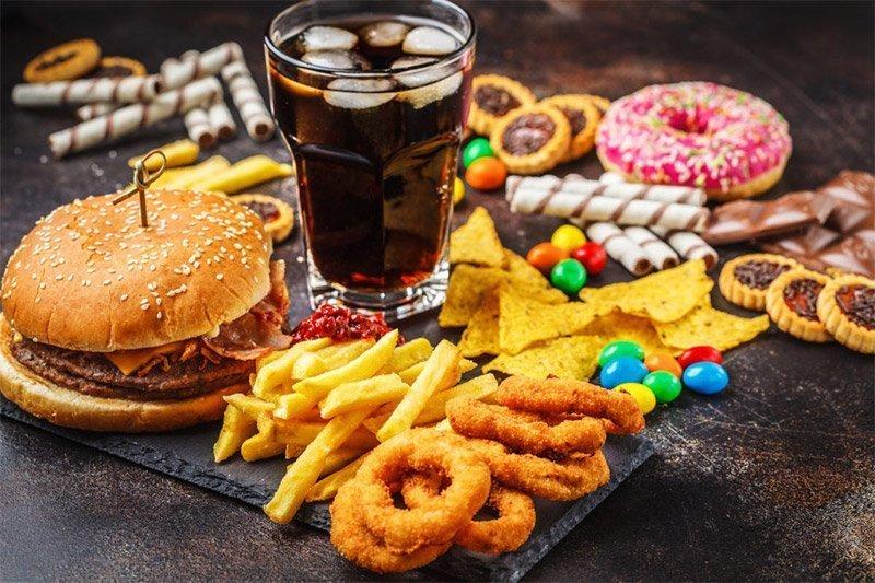 malbouffe junk food cancer