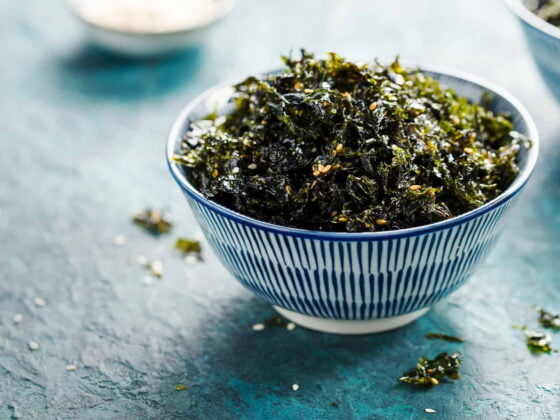 iode aliment source algue