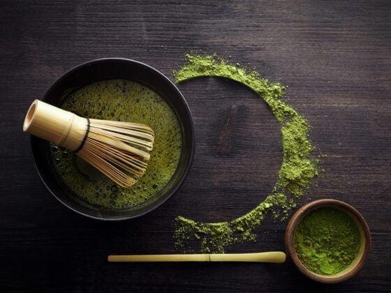 matcha thé vert bienfaits