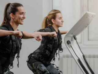 électrostimulation séance sport