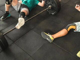 accessoire genouillère CrossFit