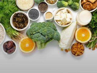 aliments riches en calcium vegan