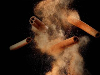 cannelle poudre bâtons