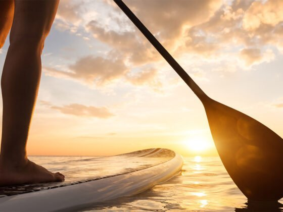 Stand up paddle SUP