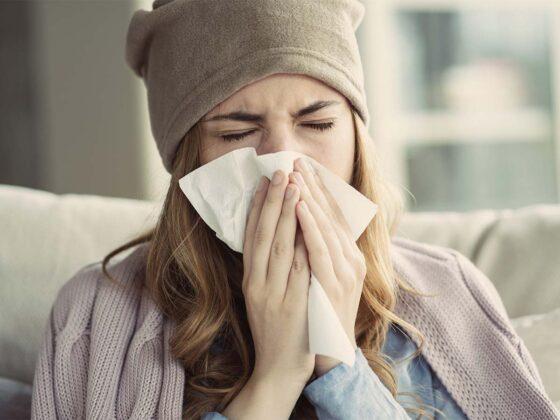 remède nez bouche
